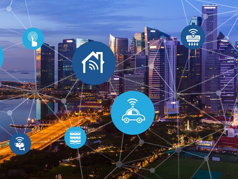 build your intelligent IoT ecosystem with StarHub